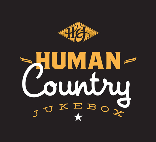 Human Country Jukebox Album Cover