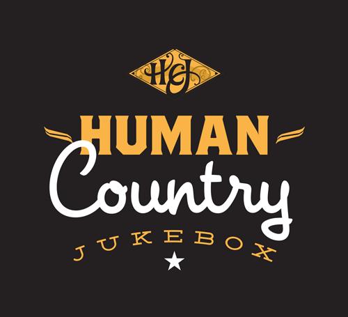 Human Country Jukebox Album Cover