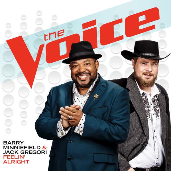 Jack Gregori - The Voice - Feelin' Alright